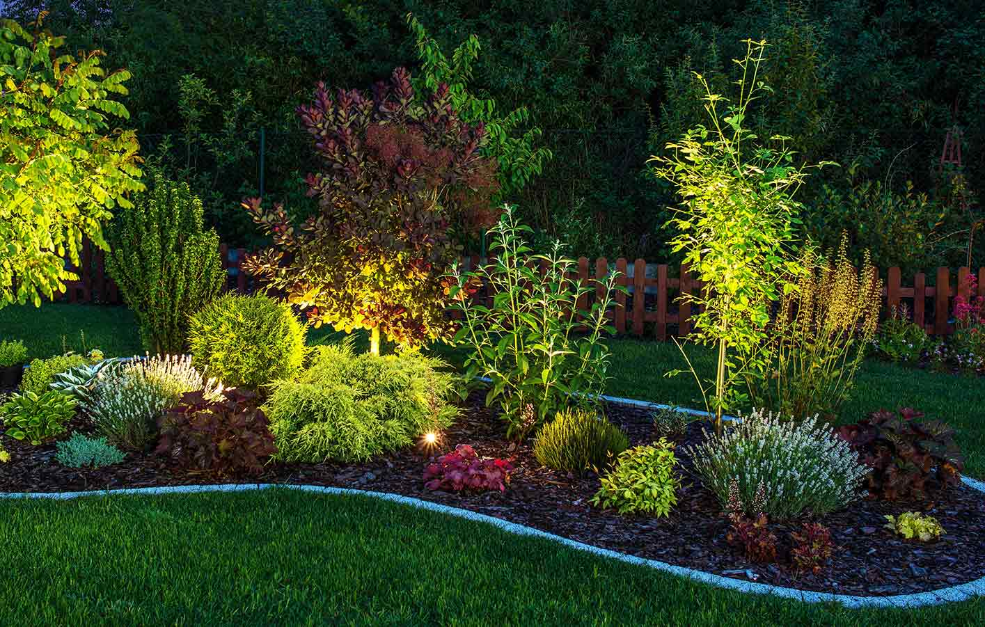 Garten wande gestalten for Kleingartengestaltung ideen